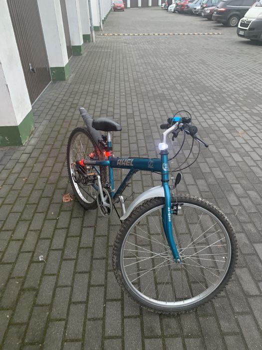 Rower 26 cali kola gorski Axel USA Poznań - image 1
