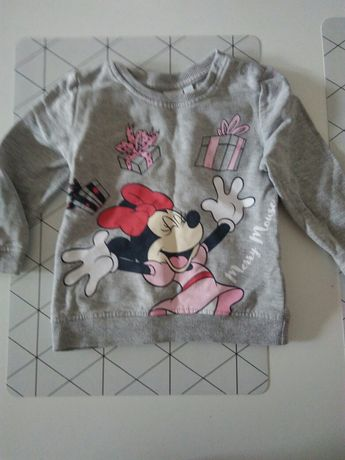 Bluza bawełniana Pepco rozmiar 80 cm