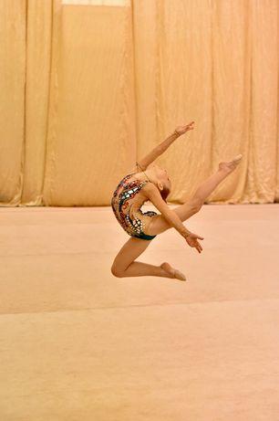 Купальник по художественной гимнастике
