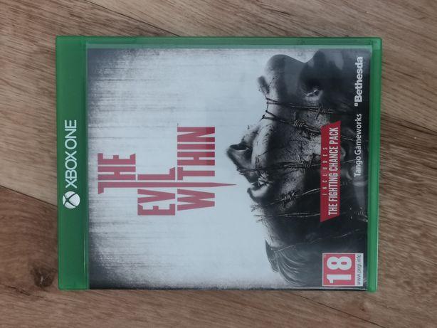 Gra Evil Within Xbox One