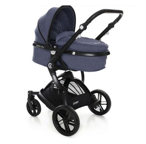 Coto Baby Wózek Uniwersalny SYDNEY JEANS