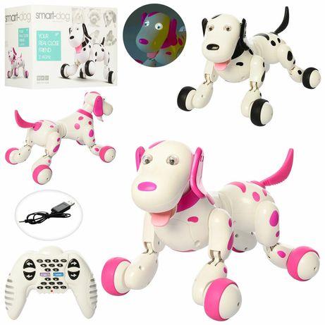 Интерактивная собачка на радиоуправлении собака робот SmartDog 777-338