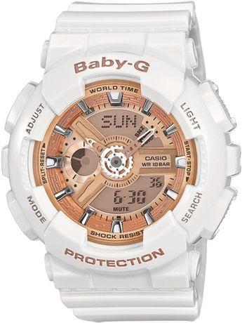 97. Женские часы CASIO BABY-G BA-110-7A1. Оригинал! Гарантия - 2 го