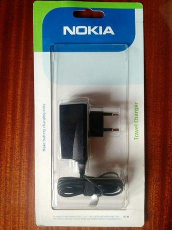 Carregador de Viagem Nokia AC-4E Preto Original