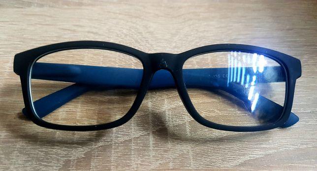 Okulary zerówki antyreflex