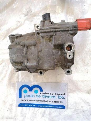 Compressor Do Ar Condicionado Toyota Prius (_W3_)