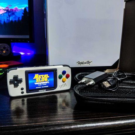 Consola PocketGo + Bolsa PocketGo | Gamer Console Portable