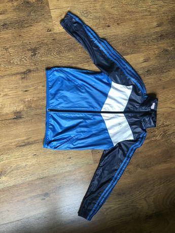 Kurtka,wiatrówka Adidas ClimaProof rozm 152