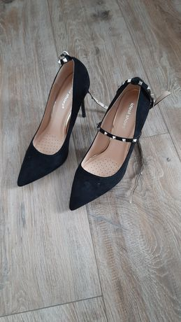 Szpilki, deezee shoes, buty