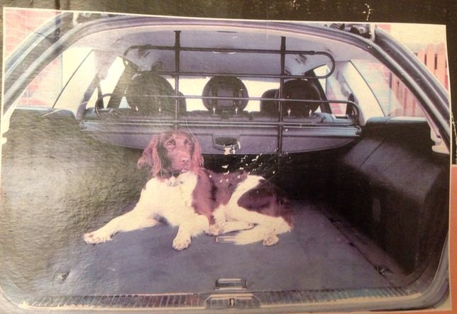 Продам перегородку/ решётку для собак в машину