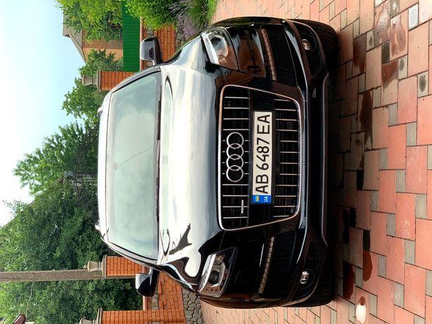 Audi Q7 prestige 3.0 tfsi