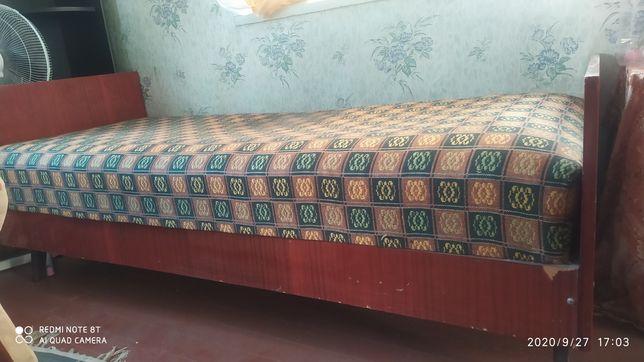 Кровать СССР односпальная