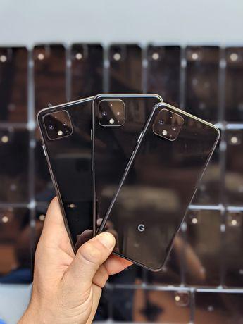 ТОП | Камерофон Google Pixel 4 | 64 GB eSim Just Black МАГАЗИН