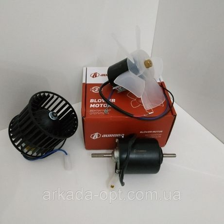 Вентилятор печки отопителя мотор ВАЗ ГАЗ ЗАЗ