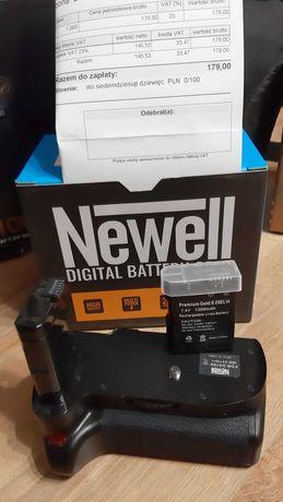 Nikon D5100, Body, Grip Newell, Przebieg 17158