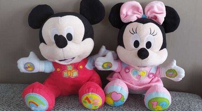 Myszka Miki, Minnie Clementoni uczące pluszaki