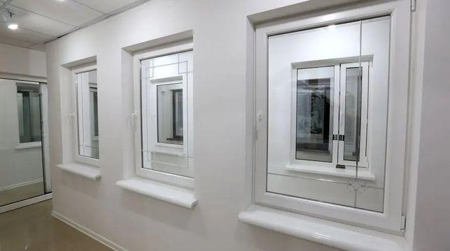Вікна від виробника, вікна металопластикові, балкон, вхідні двері