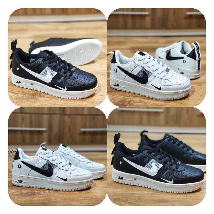 Кроссовки подростковые и мужские унисекс Nike Air Force , 37-46-й р. Запорожье - изображение 1