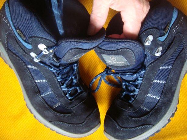 buty trekkingowe Scarpa Goer Tex roz 39-25.5 cm- Super Italia