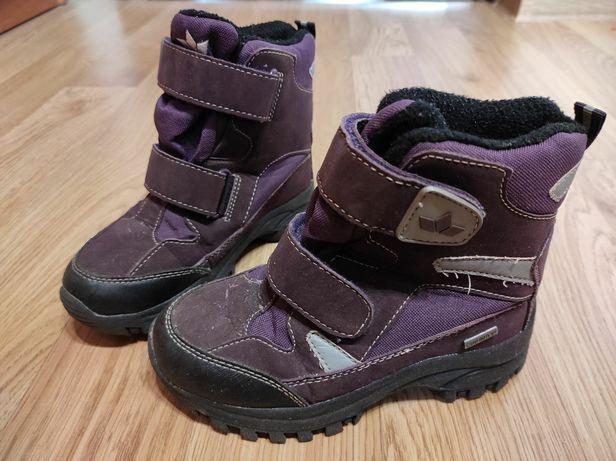 Зимние мембранные ботинки lico р. 29