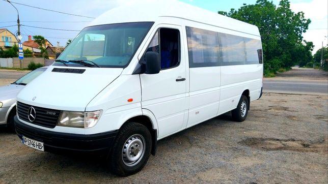 Автобус Пассажир Мерседес 312 2.9 ТДИ После Полной Капиталки 2000 года