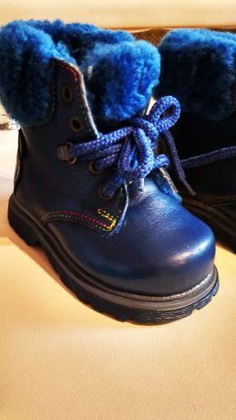 Продам зимние ботинки Kotofey