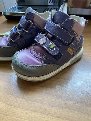 Чобітки Memo ботинки для девочки