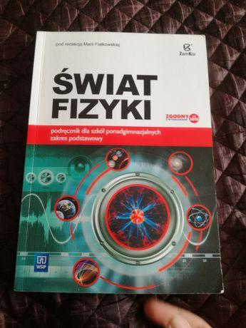 Podręcznik do fizyki.
