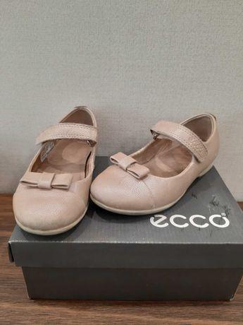 Туфли Еcco 27 р на девочку