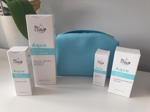Zestaw Aqua Dr. C.Tuna Farmasi