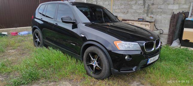 Продам или обменяю на недвижимость BMW X3