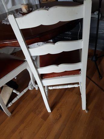 Krzesła x6 komplet