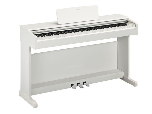 Piano Digital Yamaha Arius - YDP-144WH
