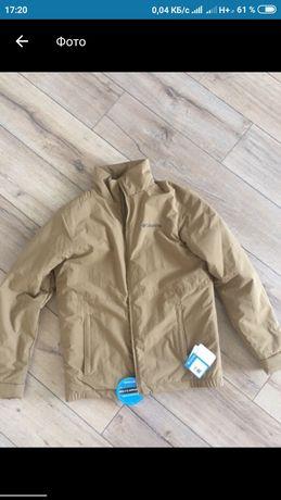 Columbia куртка мужская новая, S (46-48)