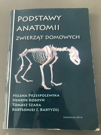 Podstawy anatomii zwierząt domowych Przespolewska