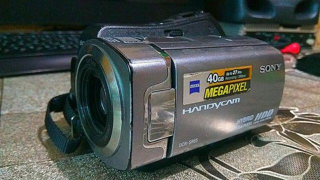 Внимание: Цифровая Видеокамера Sony DCR-SR65E
