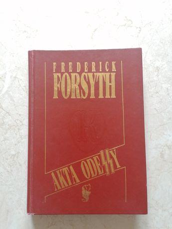 AKTA ODESSY, STAN BDB! Frederick Forsyth.