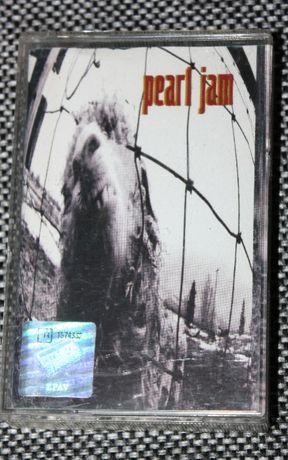 Kaseta magnetofonowa Pearl Jam