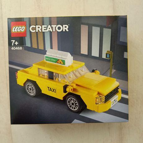 Legeo creator, 40468 żółta taksówka