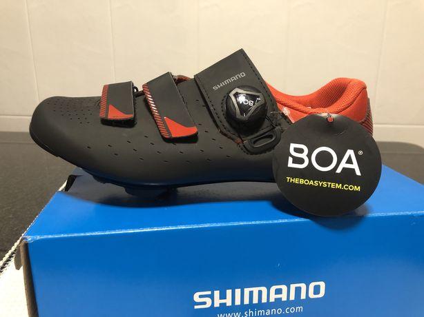 Sapatos ciclismo Shimano Rp4