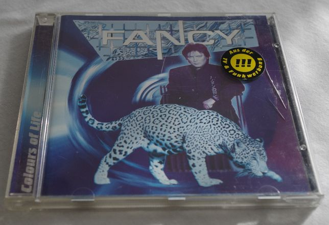 Fancy - Colours of life CD