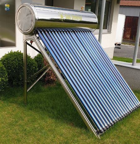 Kolektor słoneczny, zintegrowany ogrzewacz wody SUN SYNERGY KCHP - 240