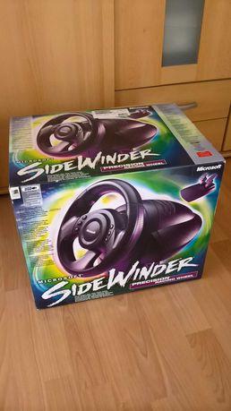 Mcrosoft SideWinder Precision Racing Wheel