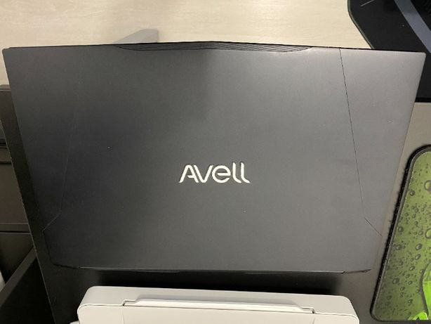 Notebook AVELL Intel Core I5 7300HQ 32Gb DDR4 GeForce GTX 950M
