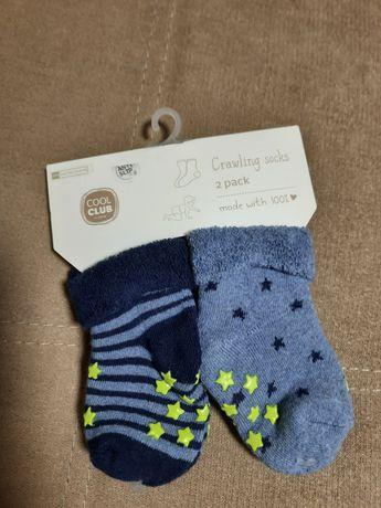Носки на малыша.