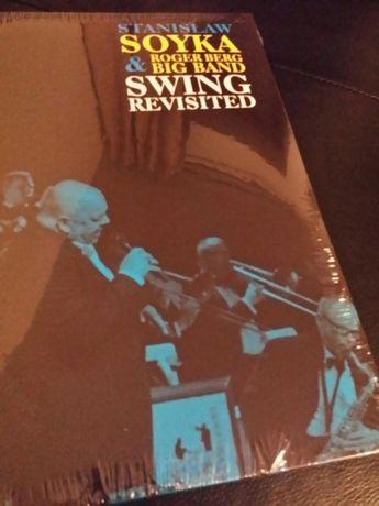 Nowa Płyta winylowa Stanisław Soyka & Roger Berg BIG Band SWING