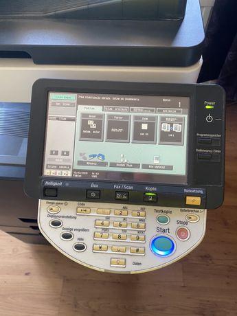c 203 konica minolta drukarka, urzadzenie wielofunkcyjne.