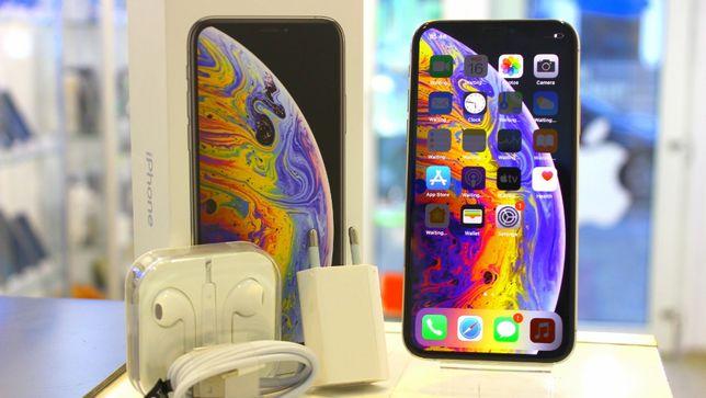 A++ Apple iPhone XS 512GB   BIAŁY   Niepodległości 1