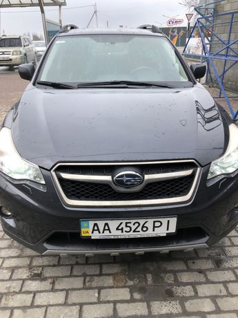 Subaru XV OFFICIAL 2013