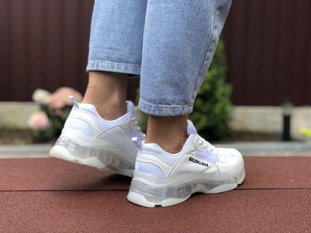 Новые кросы ! женские 9502 / кроссовки Balenciaga ! / КРОСОВКИ,